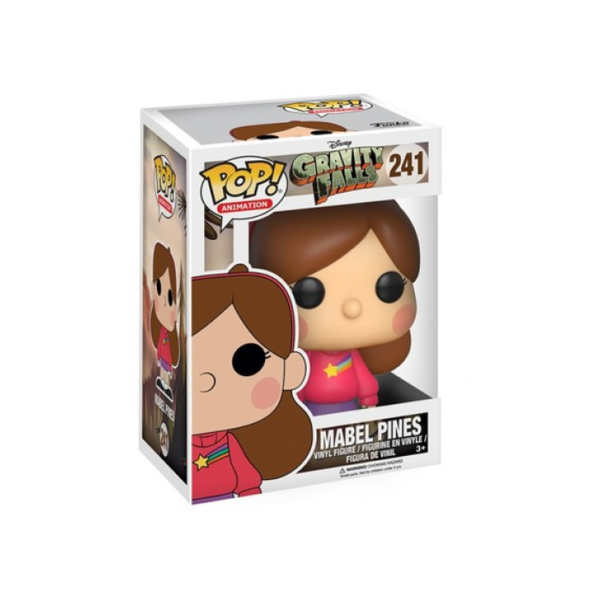 Pop! Mabel Pines VAULTED Gravity Falls Funko