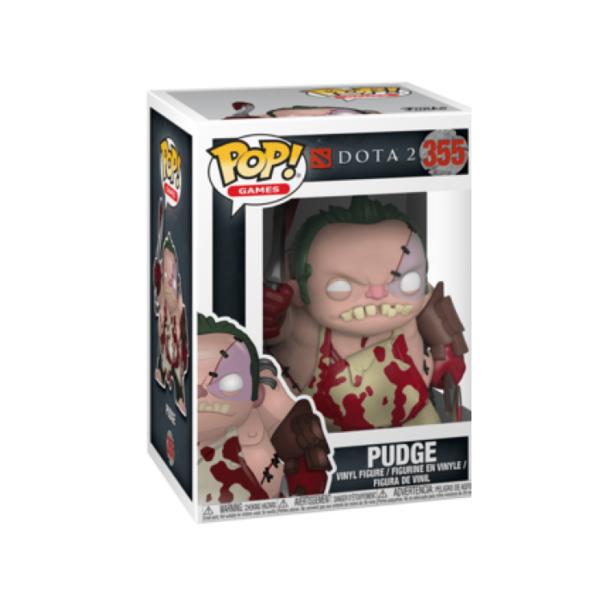 Pudge w// Cleaver Pop Games DOTA 2